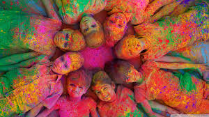 Happy Holi HD Live Wallpaper