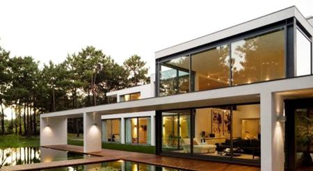 17 Desain Rumah Kaca Minimalis Modern Bergaya Mewah Desain Model Furniture