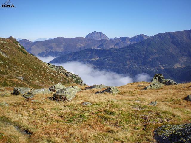 wandern westendorf brixental - krondlhorn