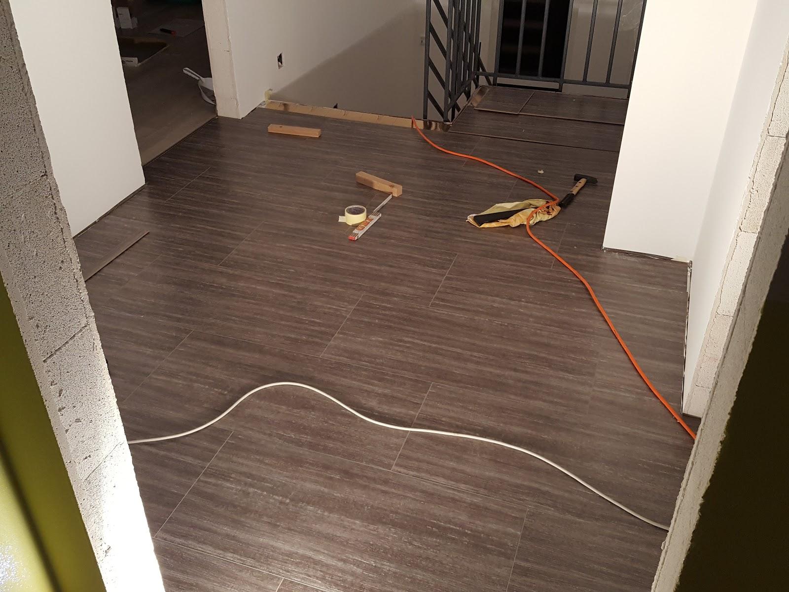 Fußbodenbelag Im Flur ~ Hausbau nickern tag bodenbelag flur og