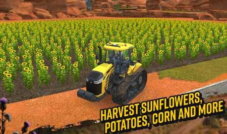 Download Game Android Farming Simulator 18 Mod Apk v1.4.0.1  OBB [Unlimited Money]