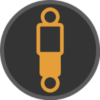 Adaptive Suspension Damper light