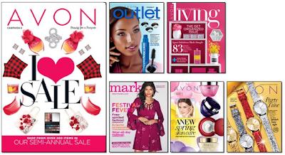 Shop Avon Campaign 6 Brochure Online