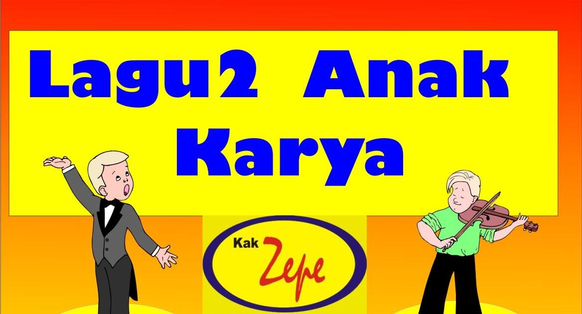 Lagu Anak Indonesia & Inggris by Kak Zepe (Lagu Anak-anak