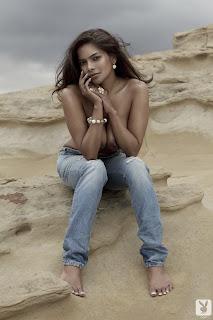 Girls of Playboy - Clarencia Niamat - Playmate Playboy Netherlands July 2011