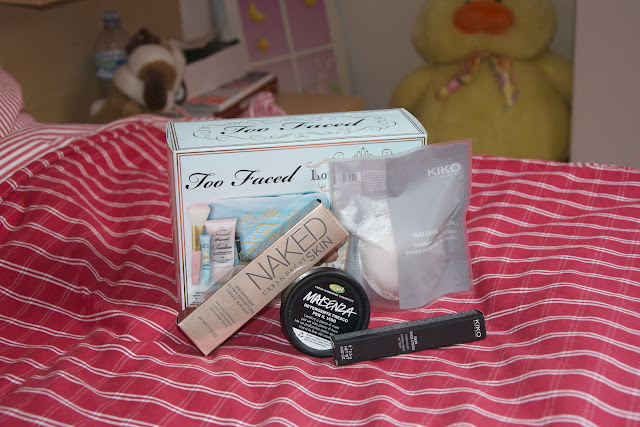 Haul: Too Faced, Kiko, Lush and Urban Decay