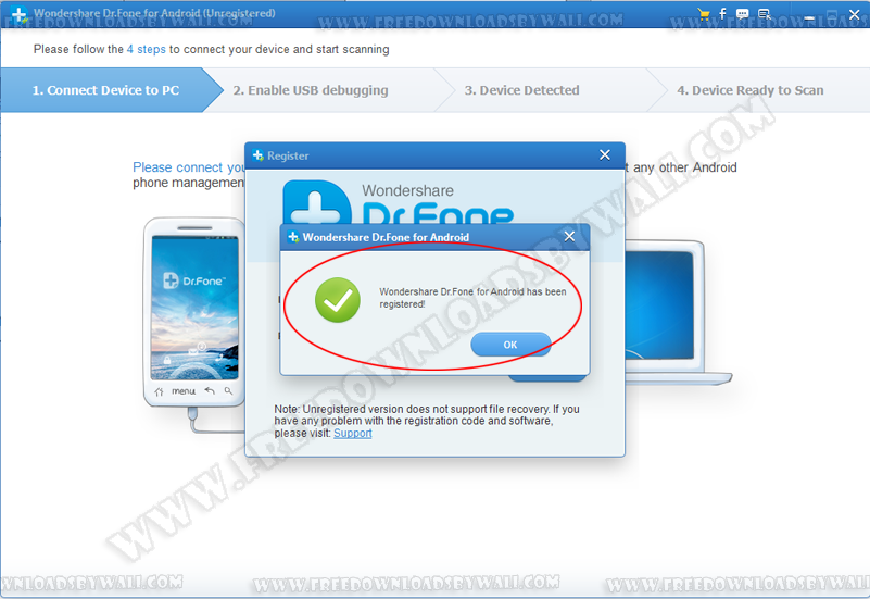 dr fone android data recovery crack