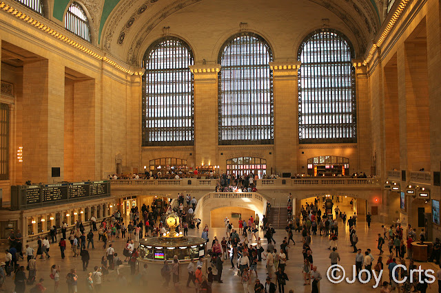 Hall de Grand Central, New York