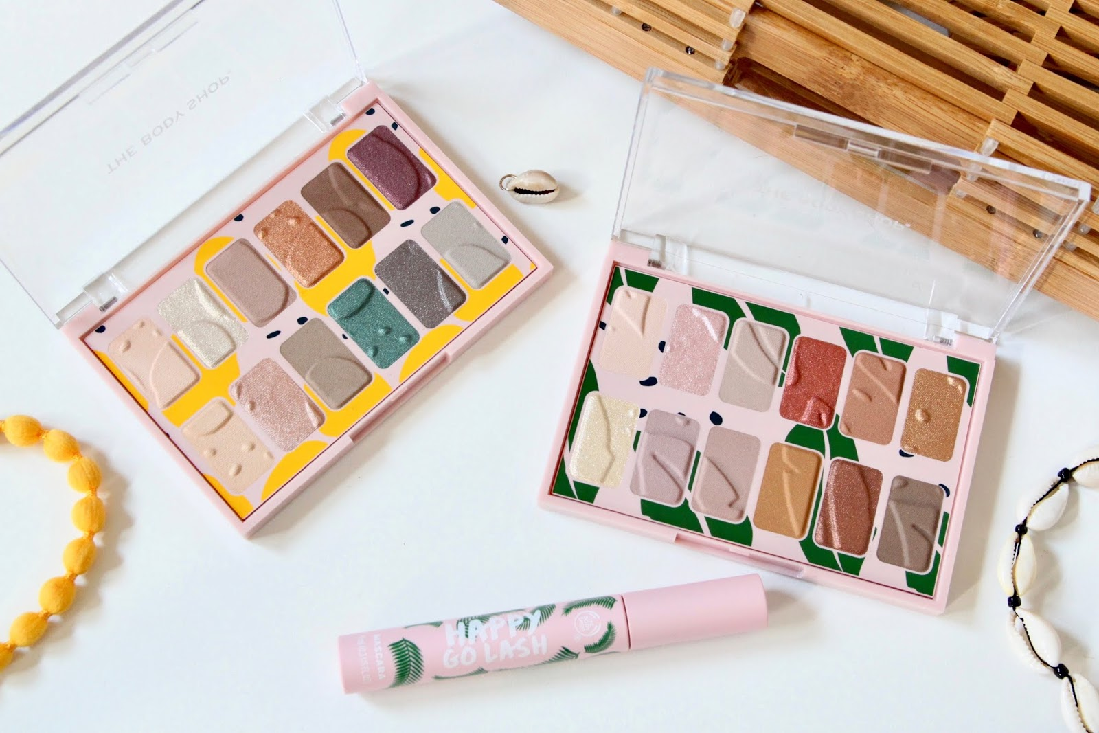 Summer Vibes : Maquillage Vegan The Body Shop