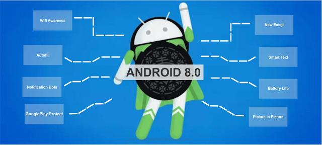 Kelebihan OS Android 8.0 Oreo