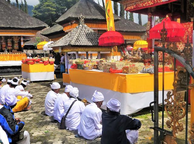Bali tempel - Pura Ulun Danu Beratan