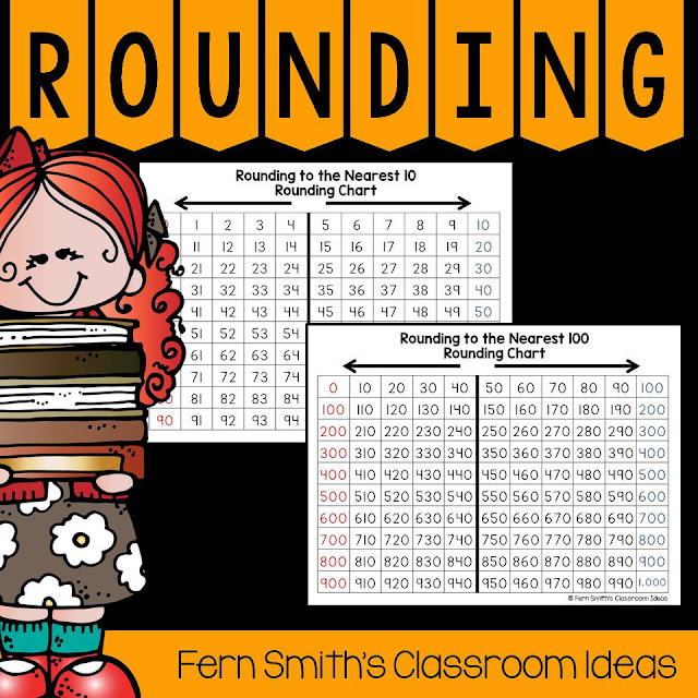 Estimate the Difference, this blog post has got some great lessons, tips, resources and freebies for YOU 3rd Grade Go Math 1.8 Rounding to Estimate Differences. #FernSmithsClassroomIdeas