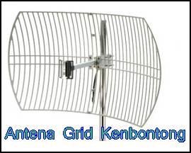 antena grid menangkap sinyal wifi jarak jauh