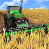 Harvester Tractor Farming Simulator Game APK - Free Download Android Game