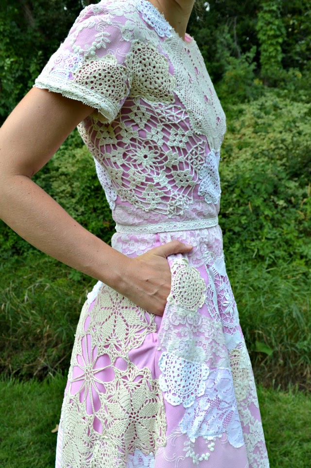 Me Made: Doily Dress