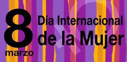 Resaca del 6 de marzo Día Internacional de la mujer trabajadora