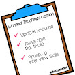 Prepping For Job Interviews: Teaching Resume & Portfolio