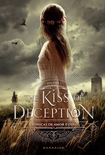 [Lançamento] The Kiss of Deception | Mary E. Pearson @darkside