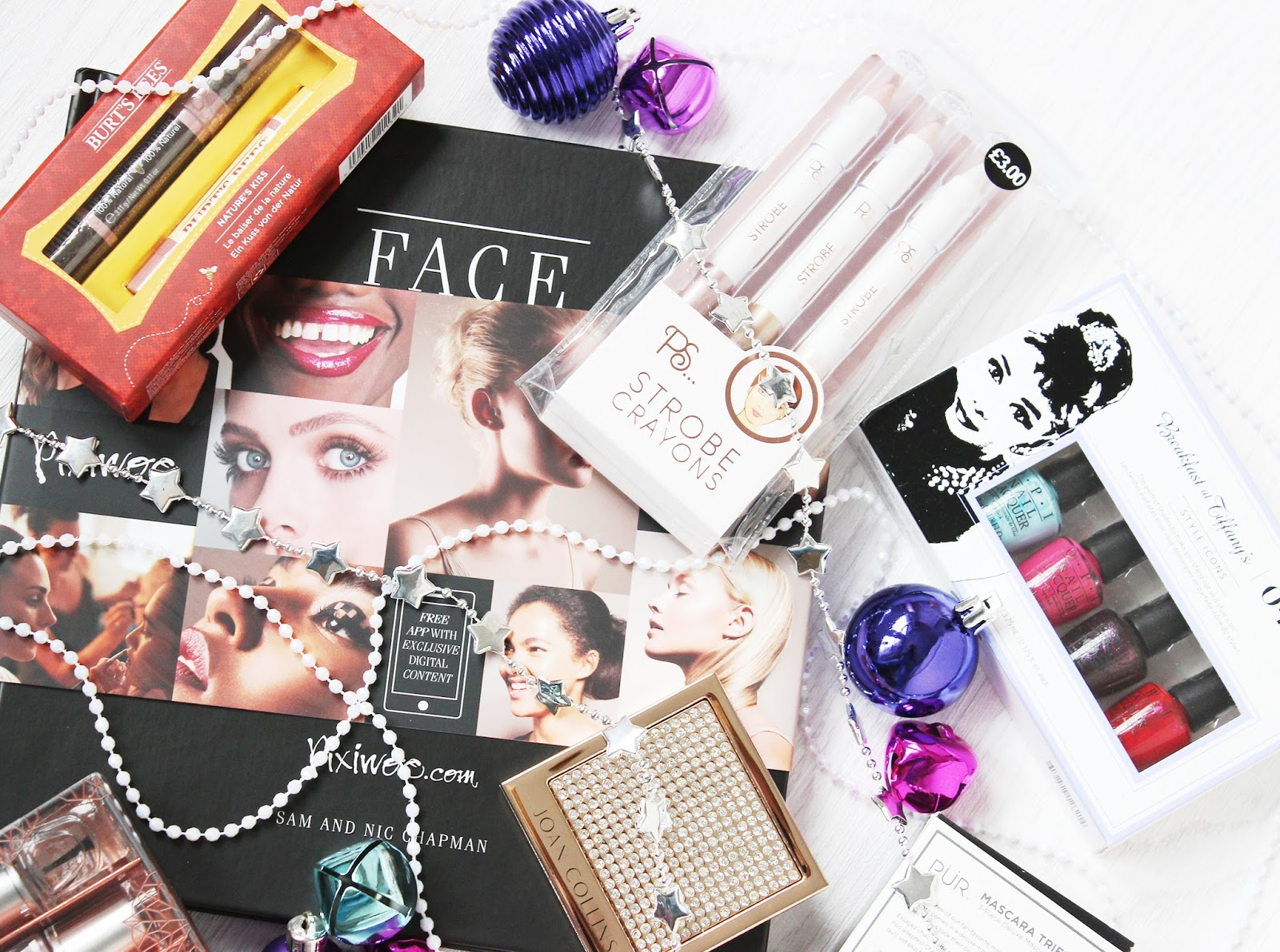 Christmas gift guide for makeup lovers