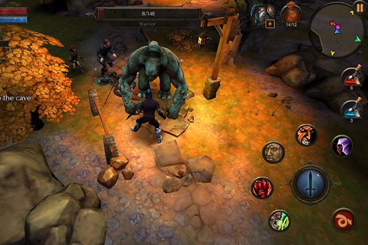 11 Game RPG Offline Terbaik Android Wajib Kamu Mainkan