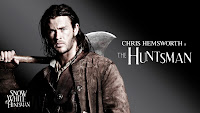 Chris Hemsworth as the Huntsman - Snow White and the Huntsman