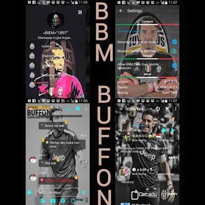 BBM JUVENTUS BASE V.2.11.0.16 APK