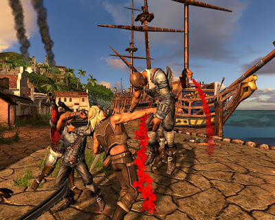 Download Blood and Gold Caribbean Game Setup