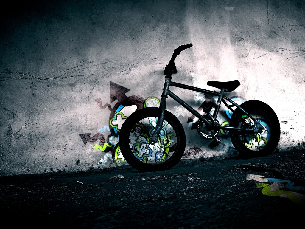 """Download High Quality Bike Full Hd Wallpaper In Widescreen: """"Bmx Extreme"""""""
