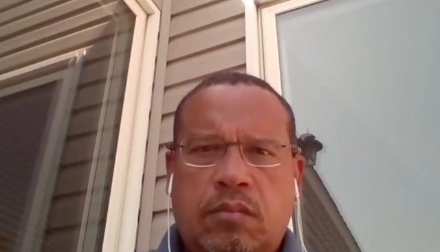 DNC Deputy Chair Keith Ellison: National Borders Create 'An Injustice' (VIDEO)