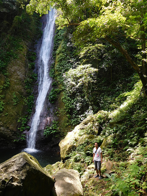 Kabigan Falls, Pagudpud, Ilocos Norte