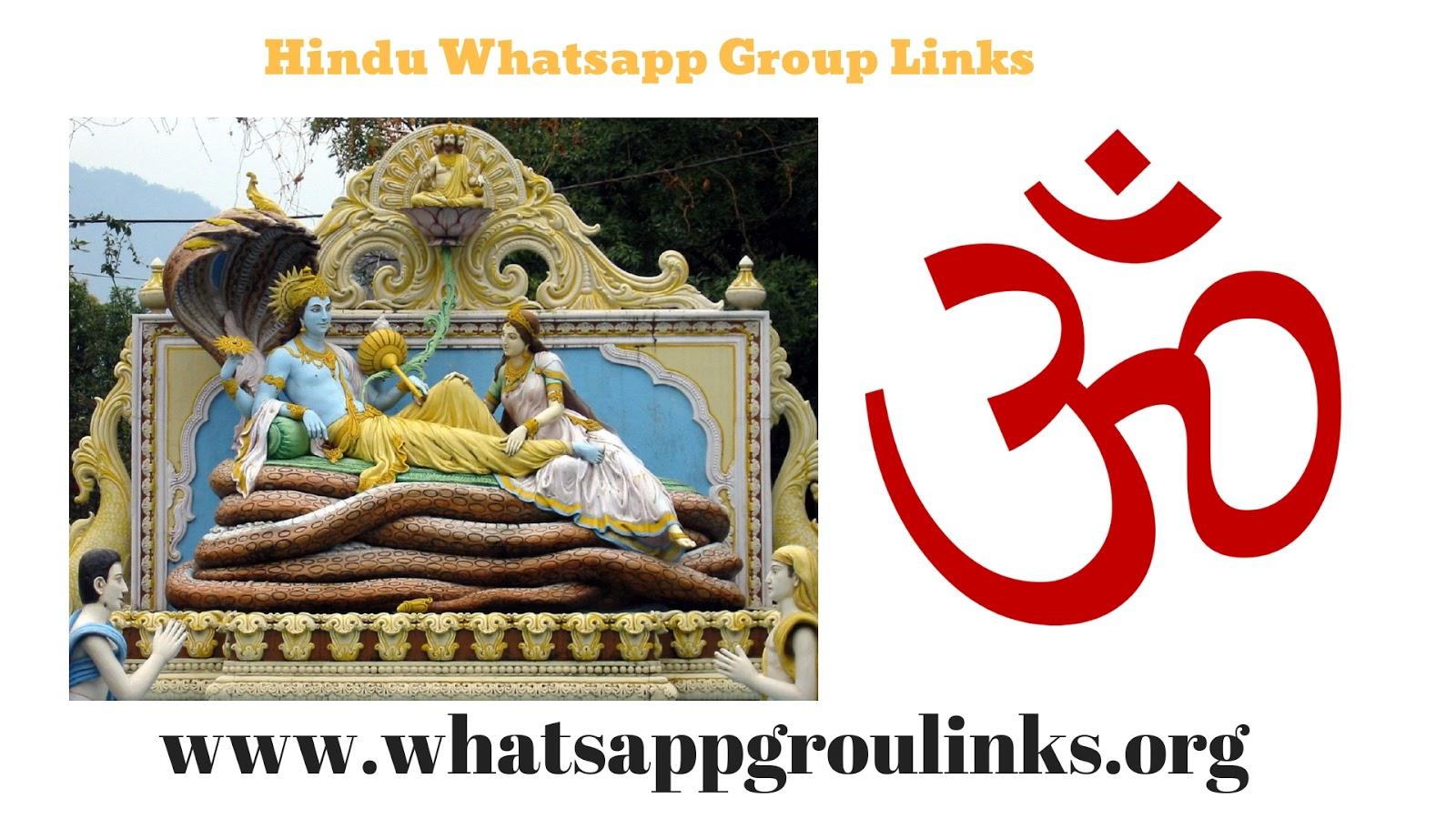JOIN HINDU WHATSAPP GROUP LINKS LIST - Whatsapp Group Links