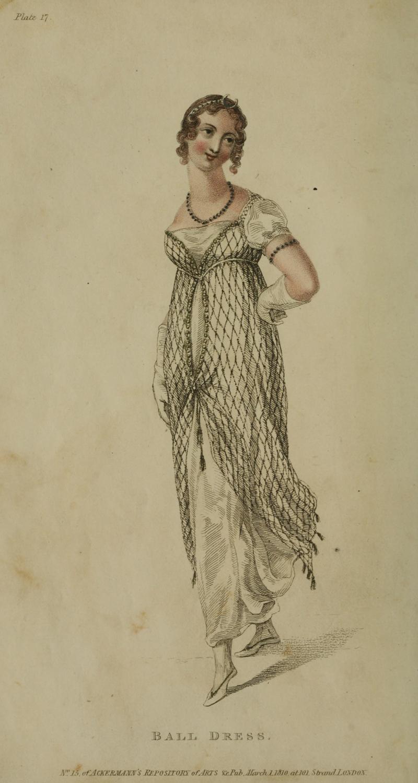 My Fanciful Muse: Regency Era Fashions