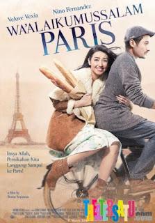 Download Film Wa'alaikumsalam Paris (2016)