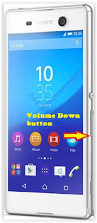 Hard Reset Android Sony Xperia M5