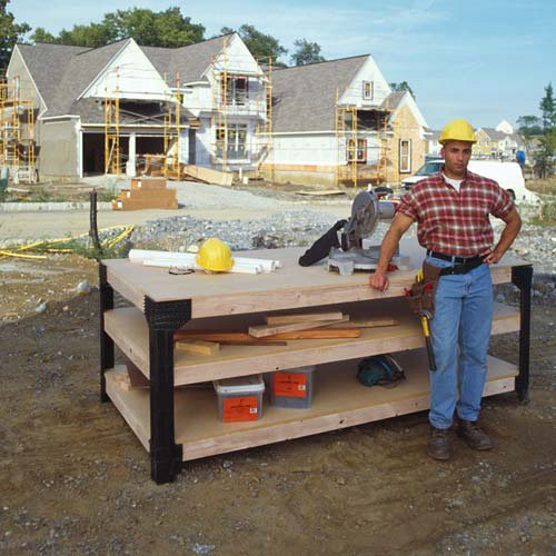 Super Heavy Duty Workbench