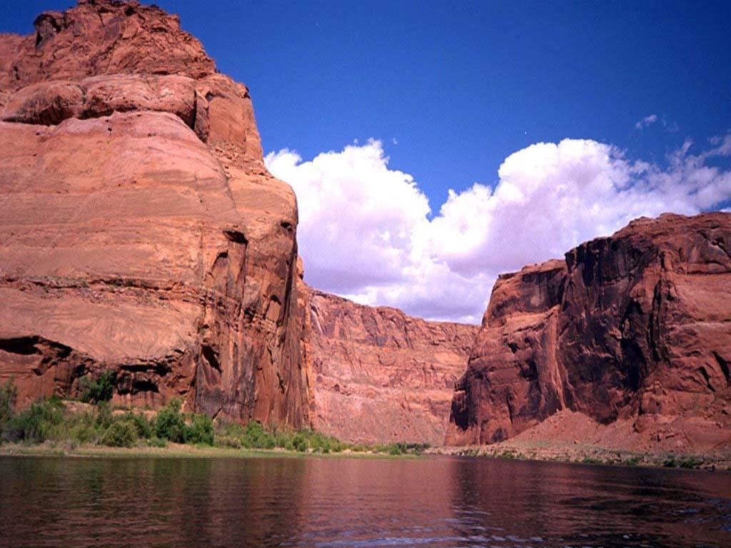 Deanne Morrison Canyon Background