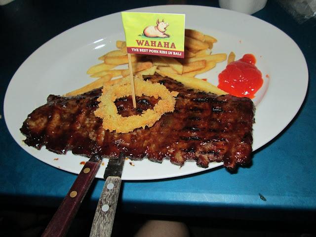 Wahaha Pork Ribs