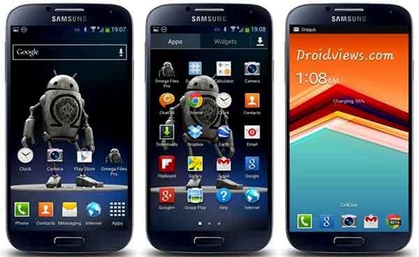 Kumpulan ROM Samsung Galaxy S4 GT-I9500