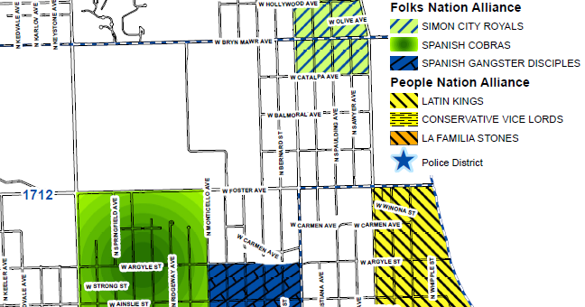The Albany Park Post: News and Maps on Gang-related Homicides