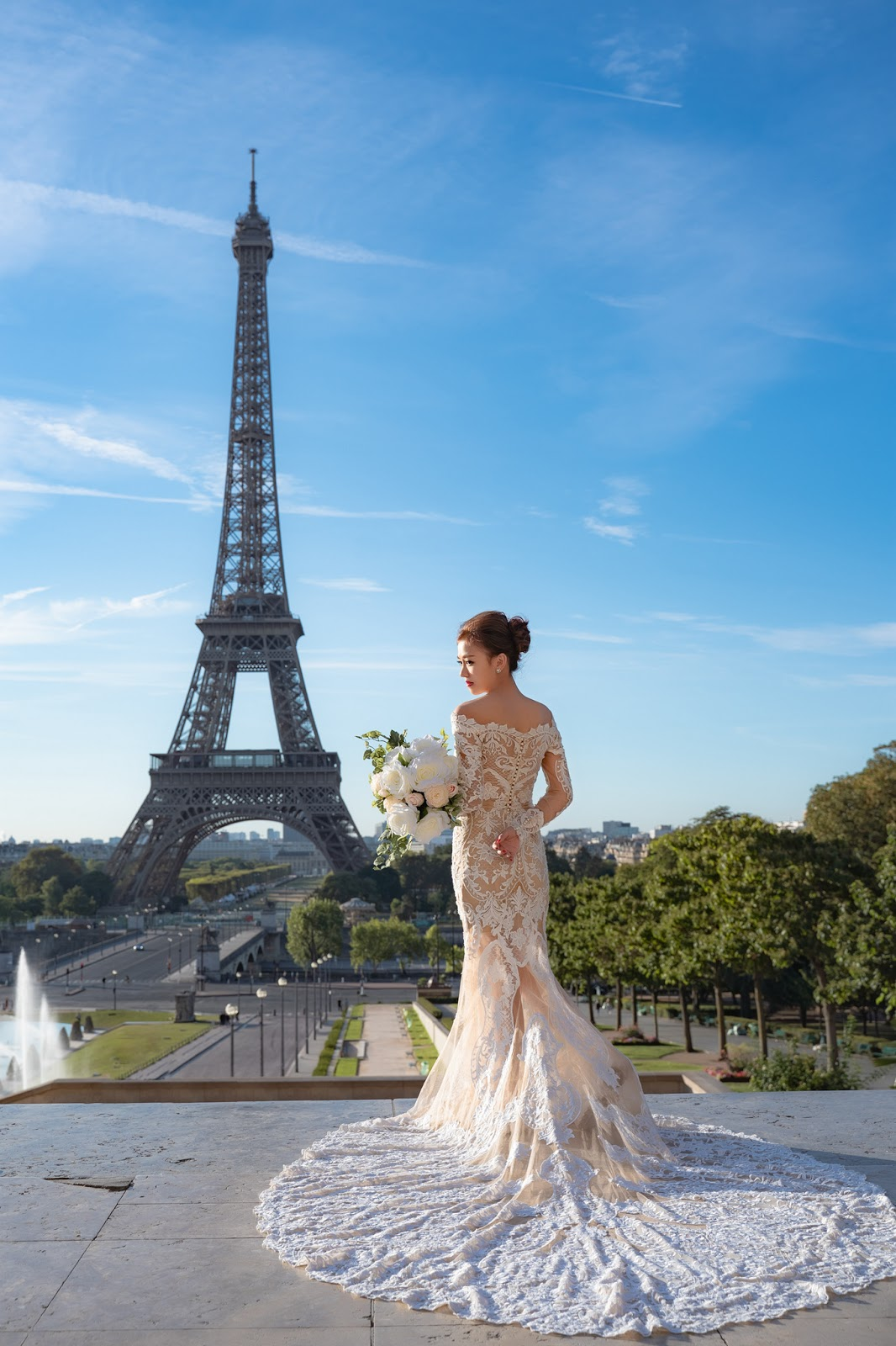 巴黎海外婚紗 羅浮宮 巴黎鐵塔 聖母院 海外婚紗推薦 聖心堂 大推海外婚紗 巴黎夜景 台北婚紗 義大利婚紗 威尼斯婚紗 布拉格婚紗