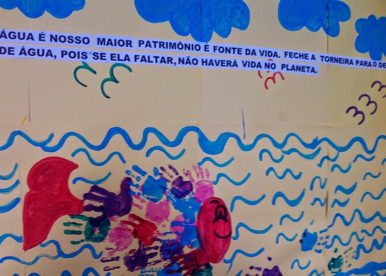 Muitas vezes Profª: Ivani Ferreira: Dia Mundial da àgua/ PROJETO ÁGUA: UM PINGO  PC27