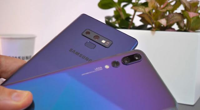 افضل 10 هواتف لـ سنة 2019 Top 10 Smartphones