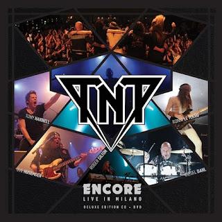 """Το βίντεο των TNT για το """"Invisible Noise"""" από το album """"Encore - Live in Milano"""""""