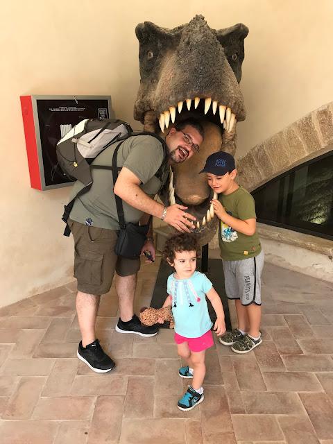 """mostra """"Extinction: prima e dopo la scomparsa dei dinosauri"""" allestita a Gubbio"""