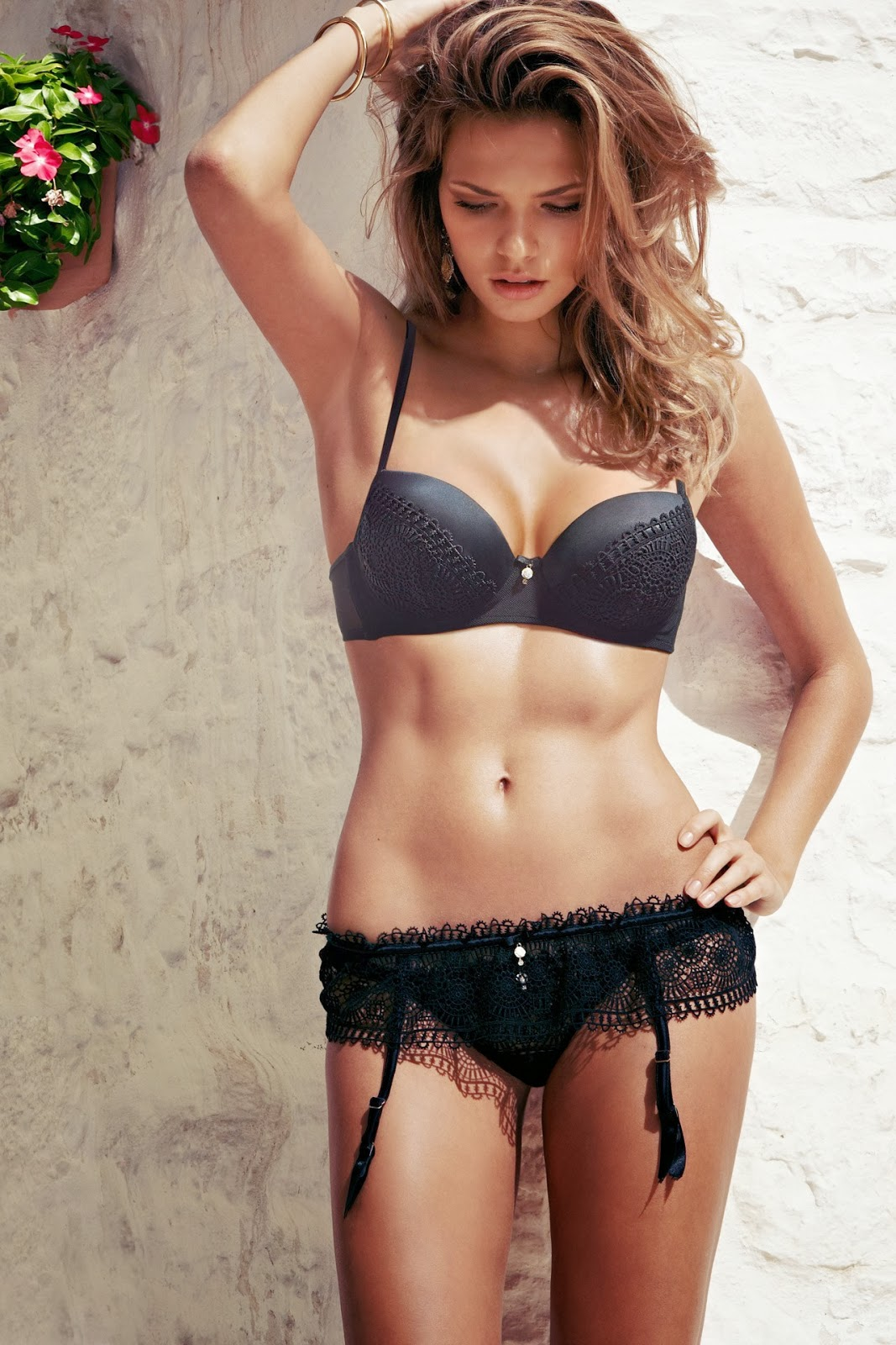 Katsia Zingarevich Nude Photos 4