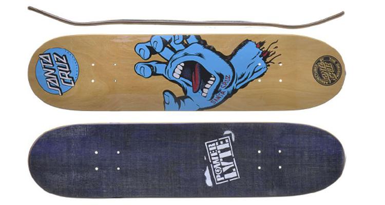 Peças do Skate - Tipos de Shape para Street