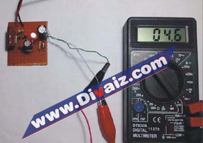 Rangkaian adaptor 5v tanpa Trafo 2 - www.divaiz.com