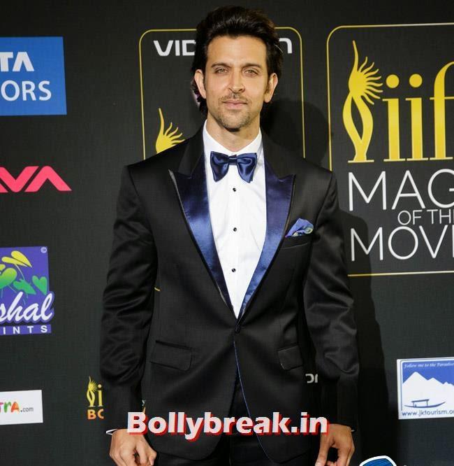 Hrithik Roshan, IIFA Awards 2014 Pics