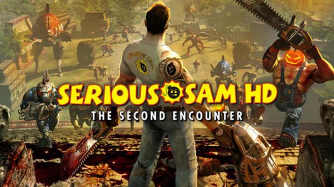 لعبة serious sam the second encounter