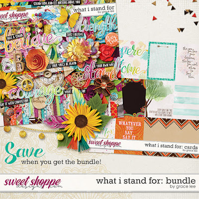 What I Stand For: Bundle